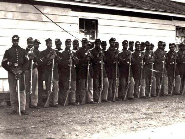 The Crown Jewel: Black Civil War Soldiers and Pension Records